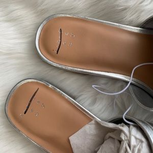 a new day Shoes - A New Day • Silver Bow Mules
